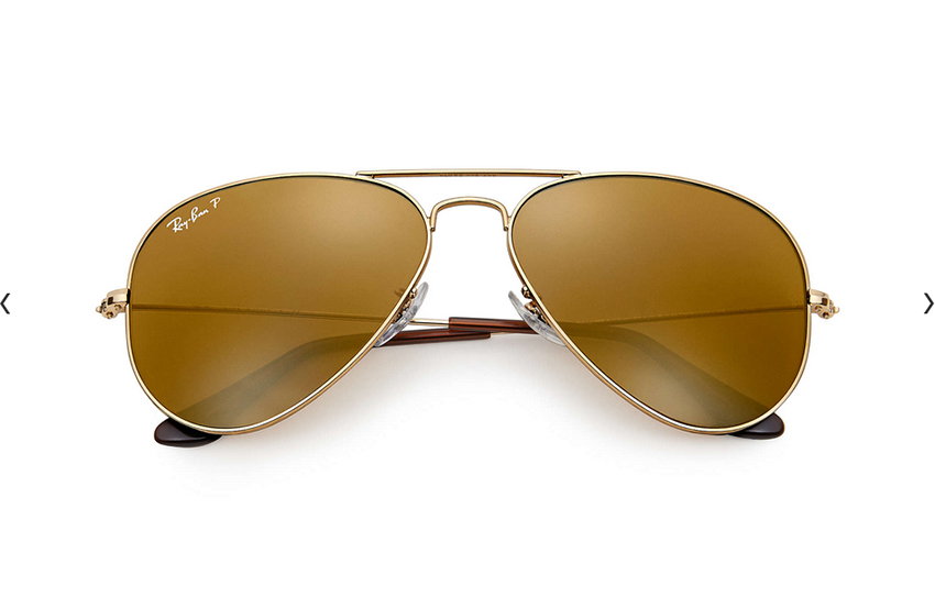 Ray-Ban Aviator - Lente Marrone