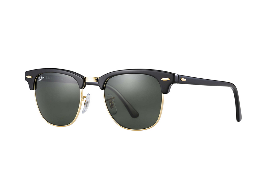 Ray-Ban Clubmaster - Nero