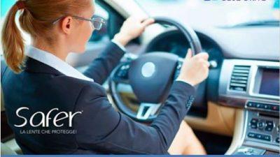 Safer: Nuove lenti Blue Drive