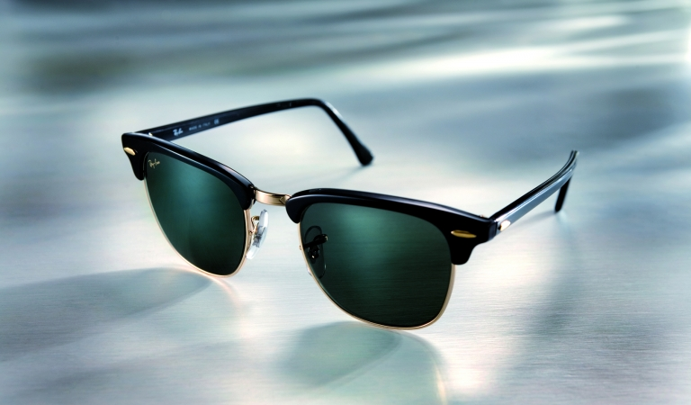Ray Ban Icons: Clubmasters
