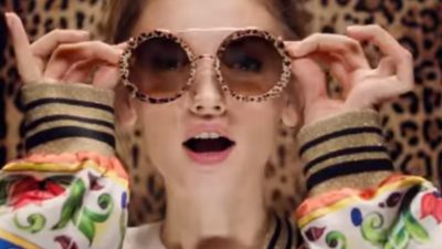 Dolce & Gabbana: Customize Your Eyes
